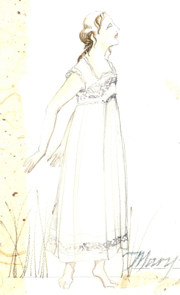 Susan Tsu Costume Design - Mary